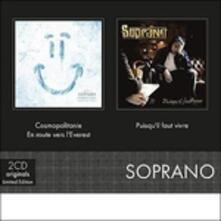 Cosmopolitanie - En Route - CD Audio di Soprano