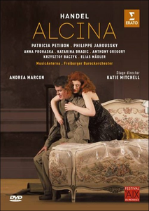 Film Georg Frideric Handel. Alcina Katie Mitchell