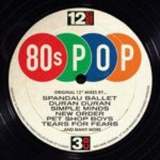 CD 12 Inch Dance. 80s Pop
