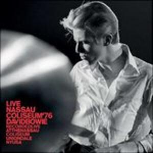 Live Nassau Coliseum '76 - Vinile LP di David Bowie
