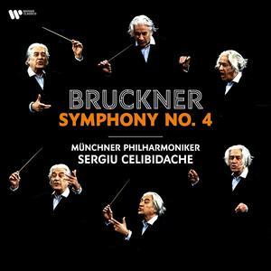 Vinile Sinfonia n.4 Anton Bruckner Sergiu Celibidache