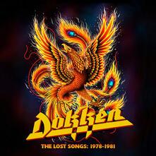 The Lost Songs 1978-1981 - CD Audio di Dokken
