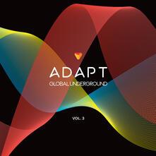 Global Underground. Adapt 3 - CD Audio