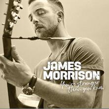 You're Stronger Than You Know - CD Audio di James Morrison