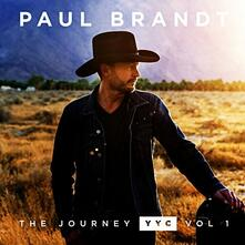 Journey Yyv vol.1 - CD Audio di Paul Brandt
