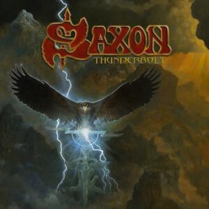 Thunderbolt - Vinile LP di Saxon