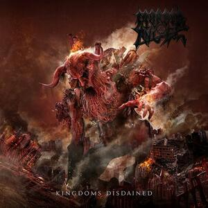 Kingdoms Disdained - Vinile LP di Morbid Angel