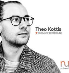 Global Underground. Nubreed 11 Theo Kottis - CD Audio