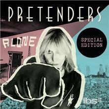 Alone - CD Audio di Pretenders