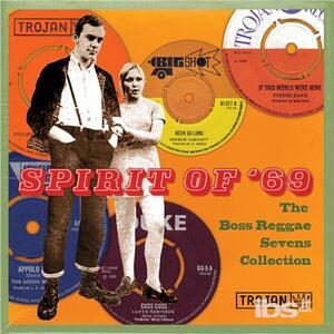 """Spirit of 69. Boss Reggae Sevens Collection (7"""" Vinyl Box Set) - Vinile 7''"""