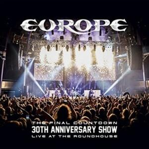 The Final Countdown 30th Anniversary Show. Live at the Roundhouse - Vinile LP + CD Audio + DVD di Europe