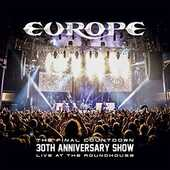 CD The Final Countdown 30th Anniversary Show. Live at the Roundhouse Europe