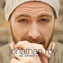 Mr. Optimist Blues - CD Audio di Jonathan Roy