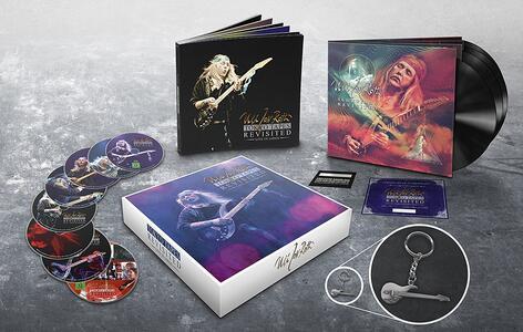Tokyo Tapes Revisited Live in Japan - Vinile LP + CD Audio + Blu-ray di Uli Jon Roth - 2