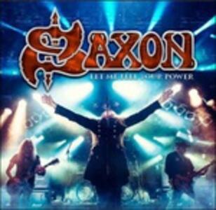 Let Me Feel Your Power - Vinile LP + Blu-ray di Saxon