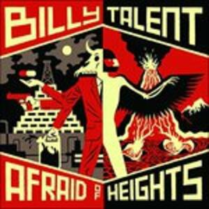 Afraid of Heights - Vinile LP di Billy Talent