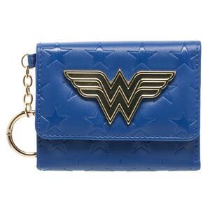 DC Comics Ww Mini Trifold Girls Wallet