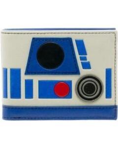 Portafoglio. Star Wars R2D2 Bifold Multicolor