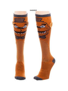 Calzini Five Nights At Freddies. Fazbear Knee High Socks