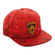 Cappellino Guardians Of The Galaxy. Logo Red