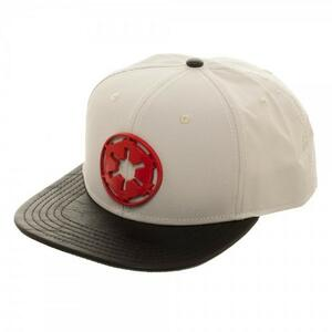 Cappellino Star Wars. Empire Metal Logo Multicolor