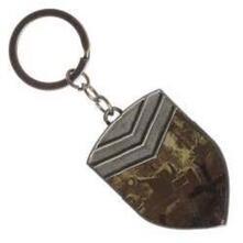 Portachiavi Call Of Duty Rosso