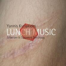 Lunch Music - CD Audio di Yannis Kyriakides