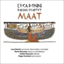Maat - CD Audio di Luca Donini