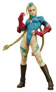 Street Fighter Cammy Bishoujo St