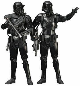 Star Wars DEATH TROOPER ARTFX+ 2PCK - 2