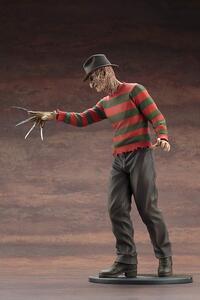 Figure Nightmare O/E St 4 Freddy Krueger Artfx - 12