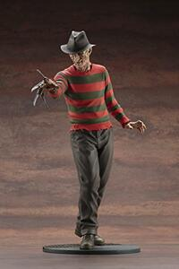 Figure Nightmare O/E St 4 Freddy Krueger Artfx - 4