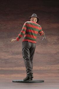 Figure Nightmare O/E St 4 Freddy Krueger Artfx - 6