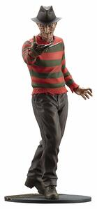 Figure Nightmare O/E St 4 Freddy Krueger Artfx - 8