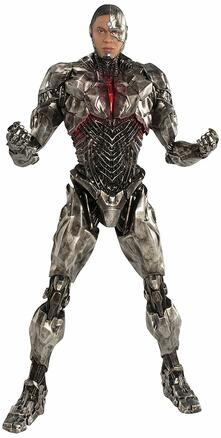 Jl Movie Cyborg Artfx+ St