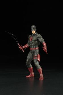 Defenders Daredevil Black Suit Artfx+ St