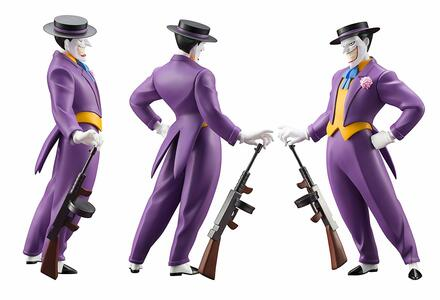 Figure Batman Animated Series. The Joker Artfx - 23
