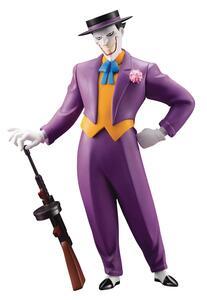 Figure Batman Animated Series. The Joker Artfx - 8