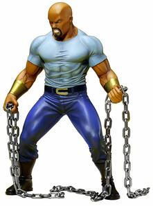 The Defenders Series Luke Cage Artfx+ St