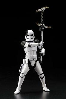 Star Wars. First Order Stormtrooper Statuina
