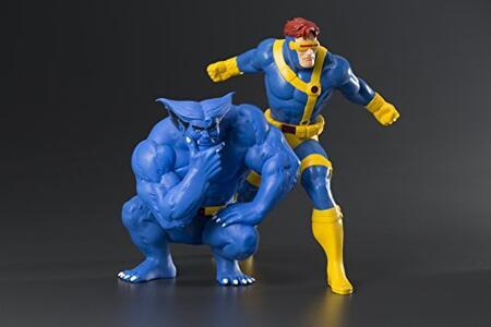 Figure Cyclops & Beast Two Pack Artfx - 2