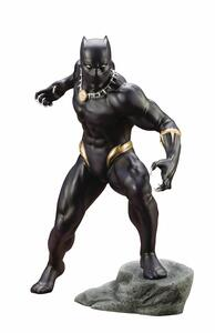 Statua Marvel Universe Black Panther Artfx+