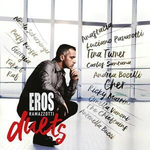 Eros Duets - Vinile LP di Eros Ramazzotti