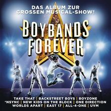 Boybands Forever - CD Audio