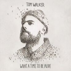 CD What a Time to Be Alive Tom Walker