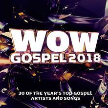 Wow Gospel 2018 - CD Audio