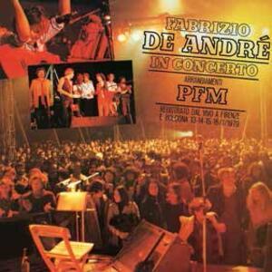 Arrangiamenti P.F.M. - Vinile LP di Fabrizio De André,Premiata Forneria Marconi