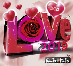 CD Radio Italia Love 2019