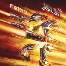Firepower (Hardcover Edition) - CD Audio di Judas Priest