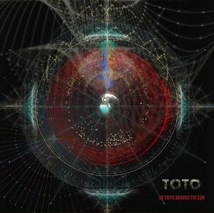 Greatest Hits. 40 Trips Around the Sun - Vinile LP di Toto